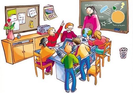 Ejemplos de responsabilidad en la escuela