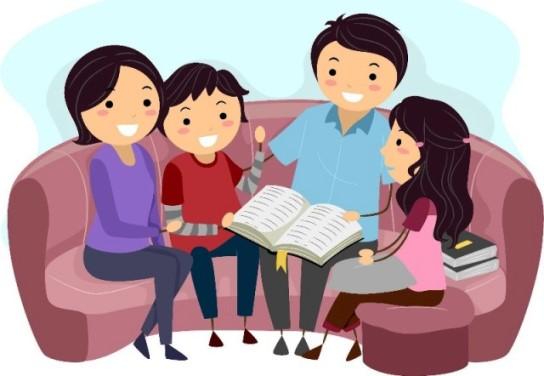 Responsabilidad de los padres con los hijos